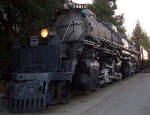 Union Pacific Big Boy 4-8-8-4